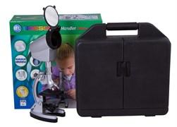 Микроскоп Bresser Junior Biotar 300x-1200x, в кейсе | Topotunchik.ru интернет-магазин